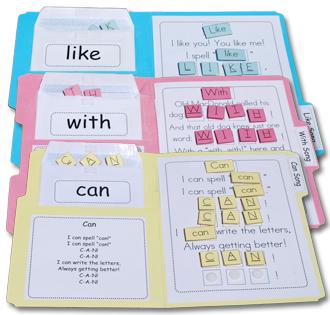 Velcro Blog: printable  Manipulative sight up Talk: Kindergarten Chalk book word Books A