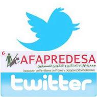 Página Twitter AFAPREDESA
