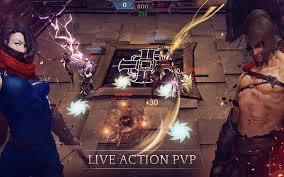 Darkness Reborn MOD APK screenshot