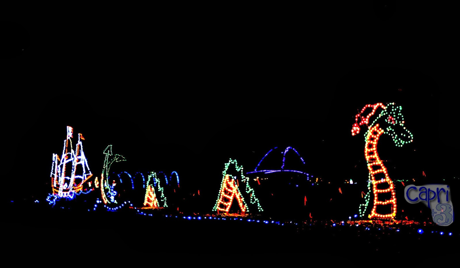 Holiday Lights Drive