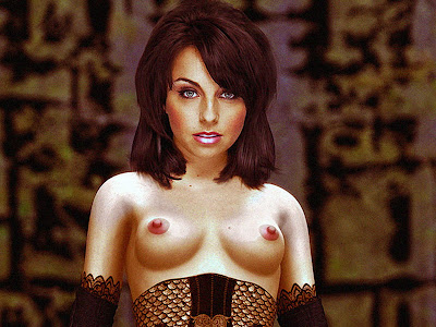 Louisa Lytton nude hot