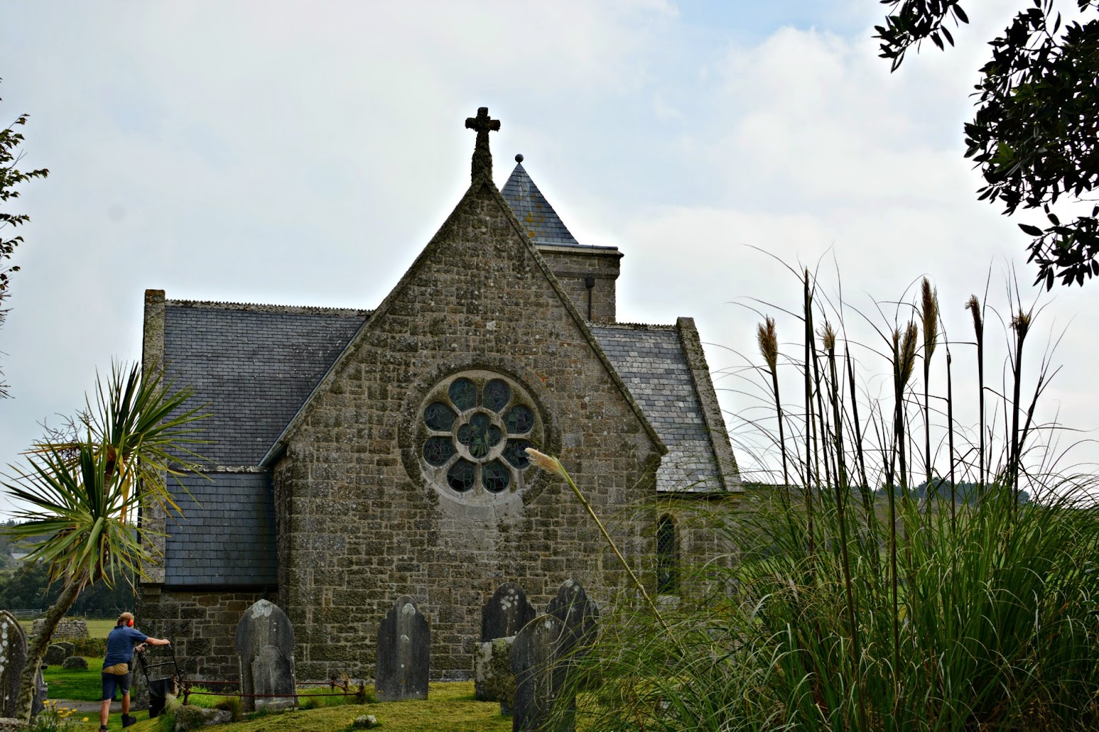 St Nicholas Church Tresco Isles of Scilly