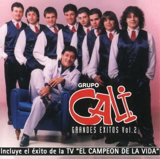 Grupo Cali - Grandes éxitos vol. 2 (1999)