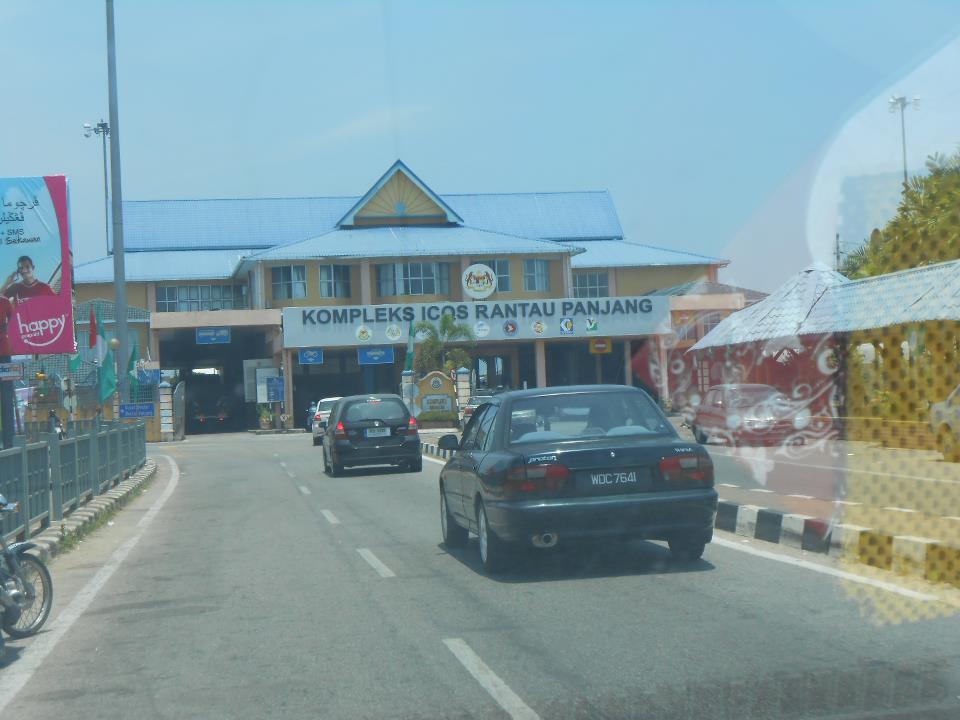 A Rantau Panjang Tak Sah Kalau Datang Ke Kelantan Tapi Tidak Mengunjungi Jarak Kota Bharu Dalam 35 40km