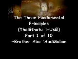 The Three Fundamental Principles (1/10)