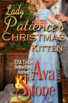 Lady Patience's Christmas Kitten