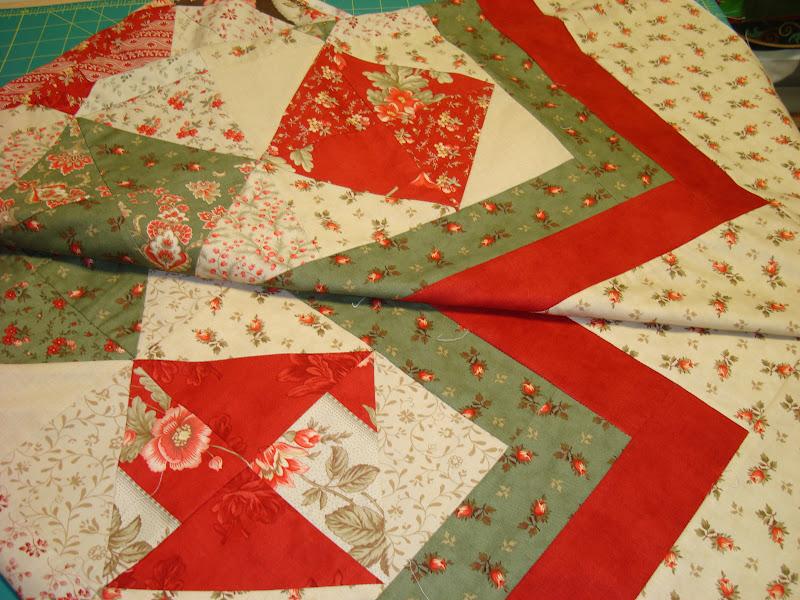 Ana y sus labores de patchwork proyectos en marcha - Proyectos de patchwork ...