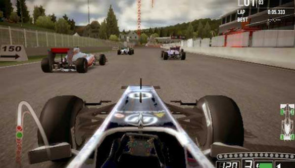 F1 2011 is now available on Nintendo 3DS. F1 2011 is also available now for the Xbox 360® video game and entertainment system from Microsoft®, PlayStation®3 (PS3TM) computer entertainment system and PC Games for Windows®. F1 2011 for Nintendo 3DS Launch Trailer, 3ds games, Culdcept 3DS - Nintendo 3DS Conference Trailer,