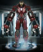Mi pregunta es: Tony, ¿por qué no nos prestas una? Iron Man 3 se estrena el . (nueva armadura red snaper)