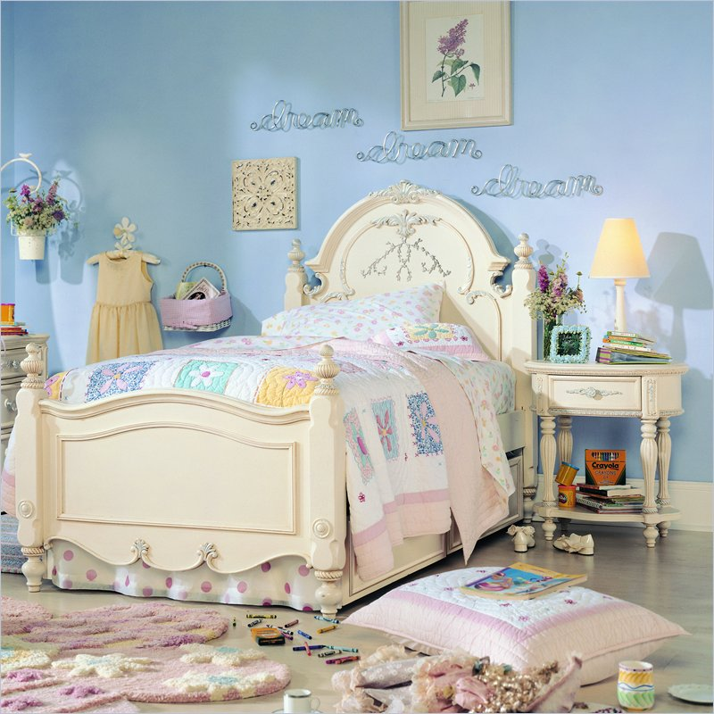 girls 39 bedroom set by starlight. bedroom pink and friends girls ...