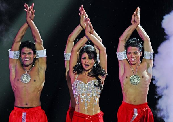 Priyanka Chopra at IIFA 2011 - Hot Dance Show