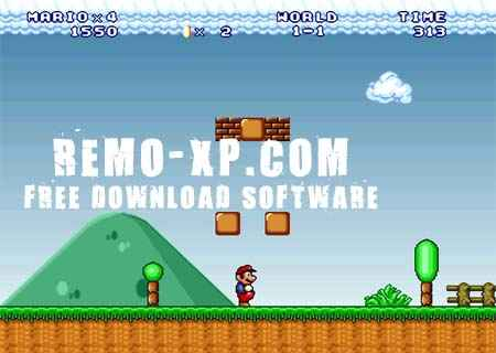 Screenshot Mario :