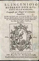 Lectura permanente del Quijote