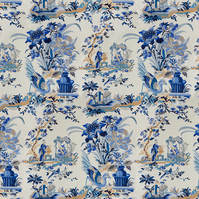 chinoiserie chic blue and - photo #15