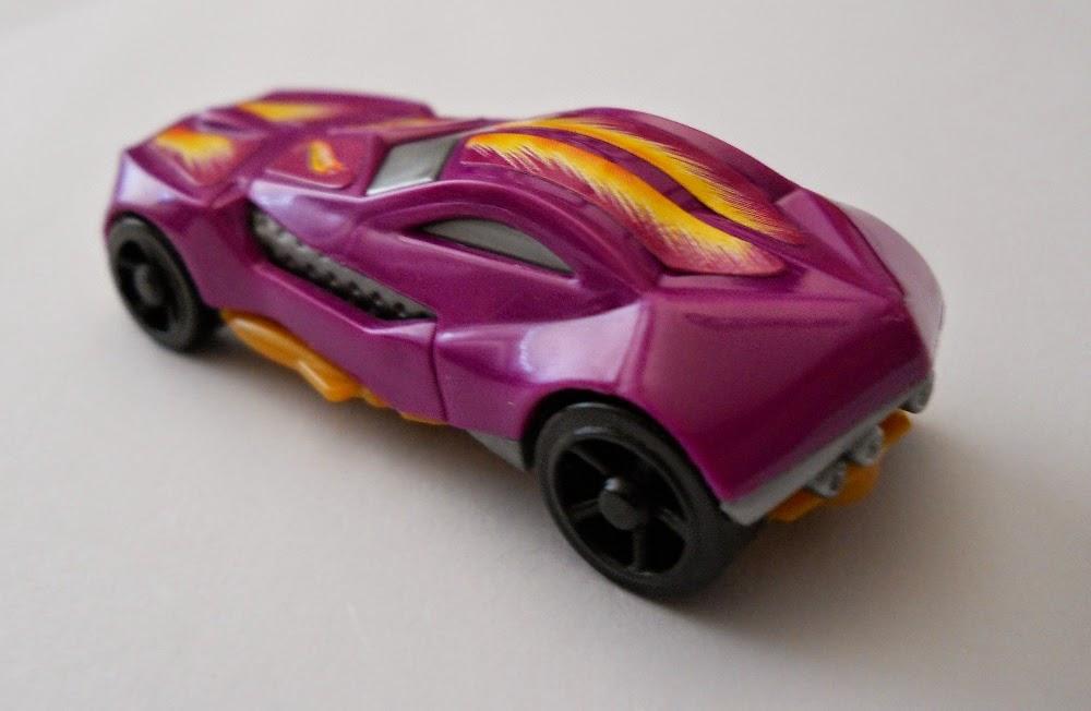 coche miniatura de hotwheels