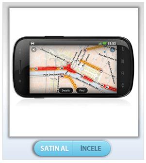TomTom Android İçin Türkiye Navigasyon Uygulaması