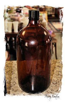 old bottle 1940s