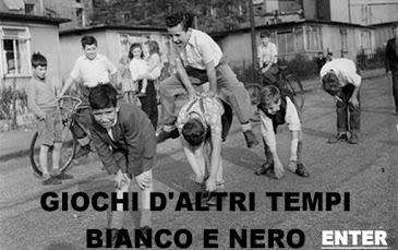 GIOCHI D'ALTRI TEMPI