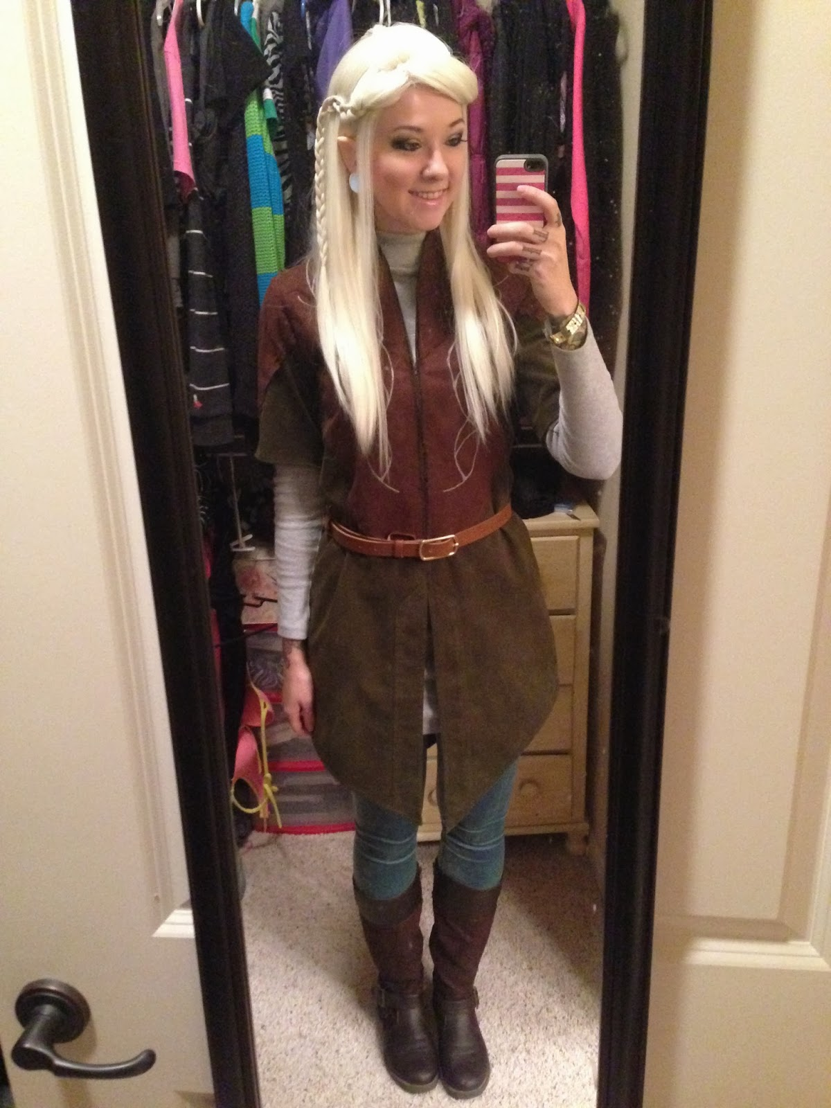 Omglitzy tutorial legolas cosplay solutioingenieria Image collections