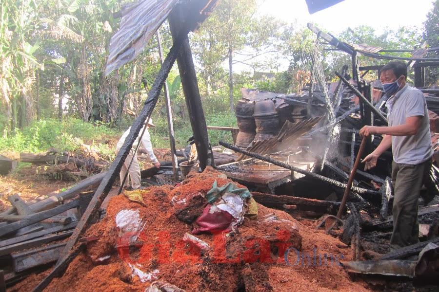 Thành phố Pleiku: Kịp thời khống chế hỏa hoạn