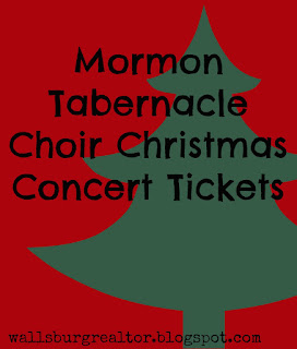 Mormon Tabernacle Choir Christmas Concert Tickets - Will you get them?