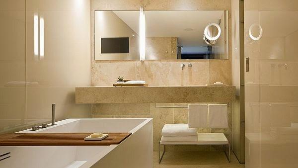 Nijuzetz Hotel Bathrooms Muonekano Mzuri Kwa Mabafu Na