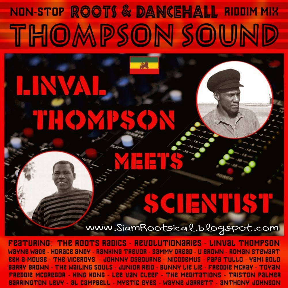 Linval Thompson - Stepping In A Babylon