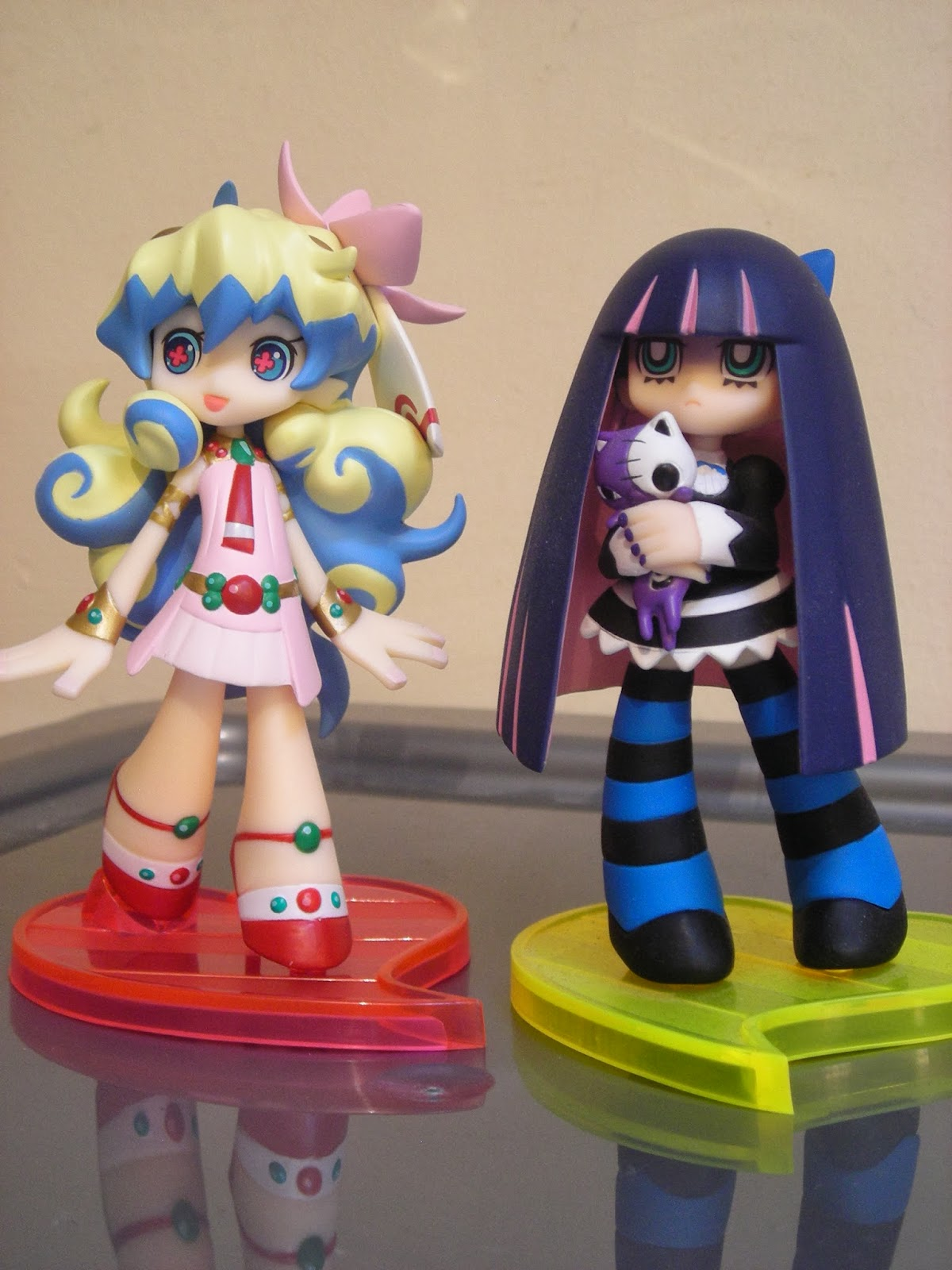 Phat Panty and Stocking with Heaven Coin Angel ver Twin Pack figure /&