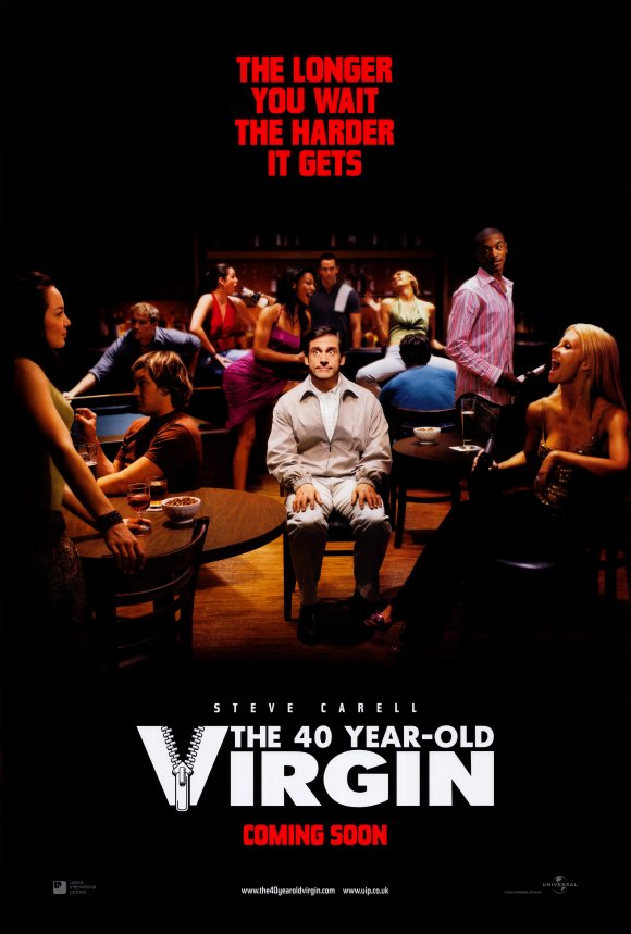 The 40 year old virgin (Virgen a los 40) (2005) Español Latino