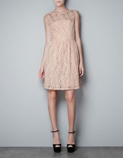 Vestidos para una boda lookbook zara mis secretos de - Zara home almeria ...