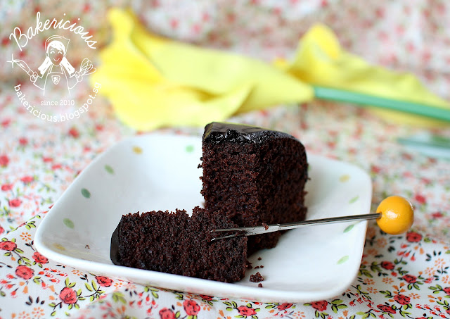 How To Make Steam Moist Cholate Cake
