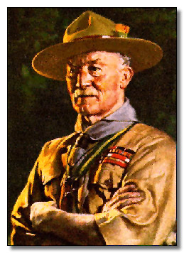LORD BADEN POWELL OF GILL WELL