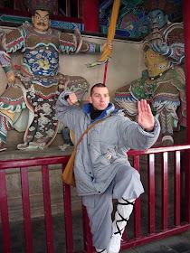 VIAJE AL TEMPLO SHAOLIN EN CHINA