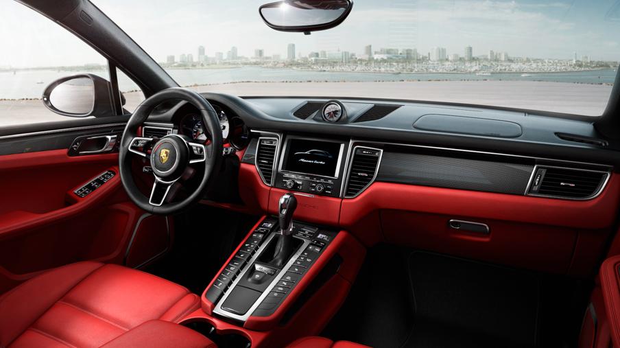 Porsche Macan Canada