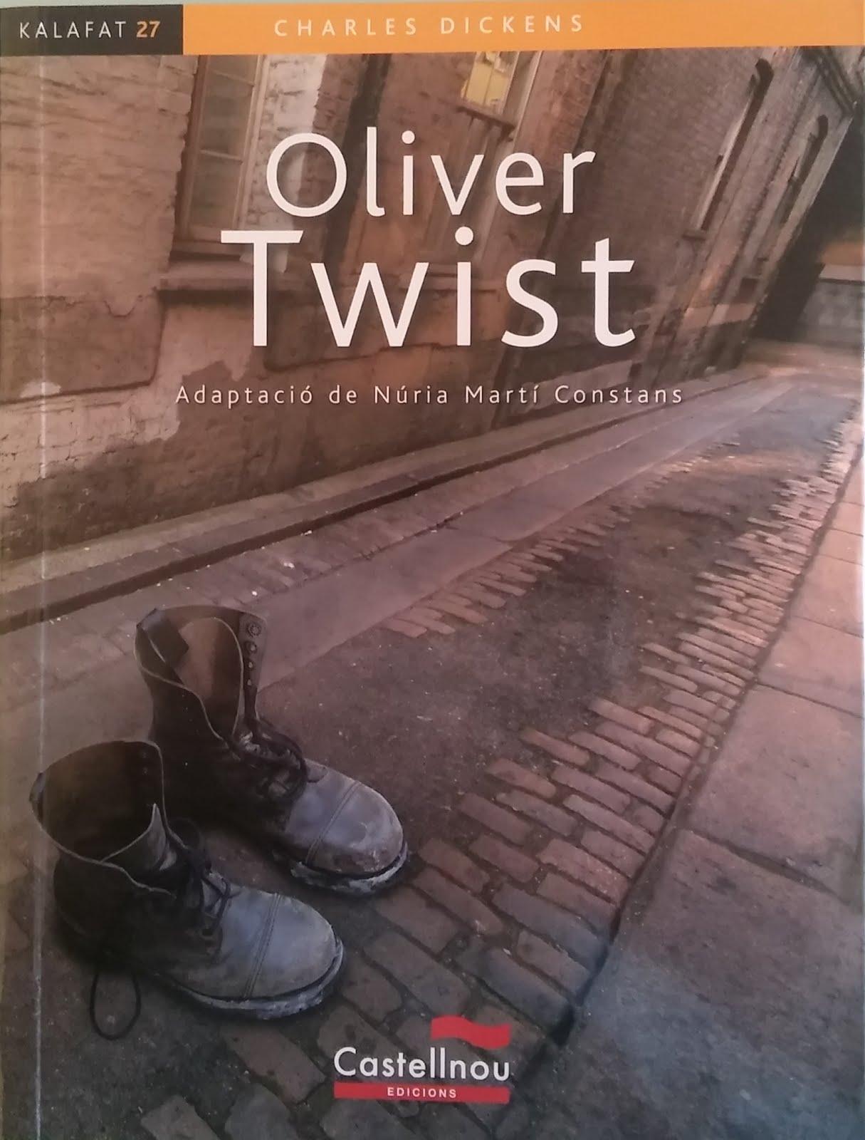 2016 Oliver Twist, de Charles Dickens (Adaptació)