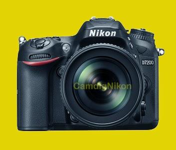 harga kamera dslr nikon d7200 review dan spesifikasi
