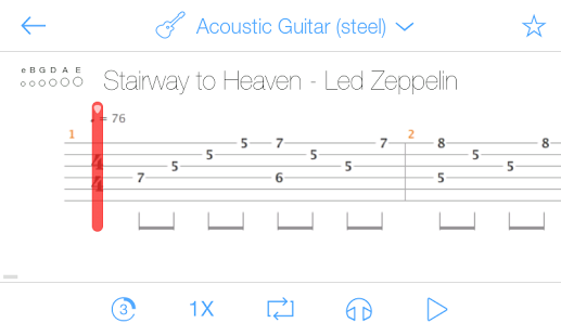Songsterr Guitar Tabs Android Apk