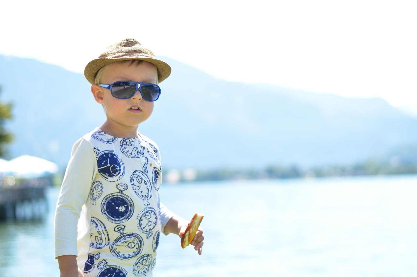 tegernsee lake toddler