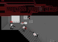 Madness Project Nexus walkthrough.