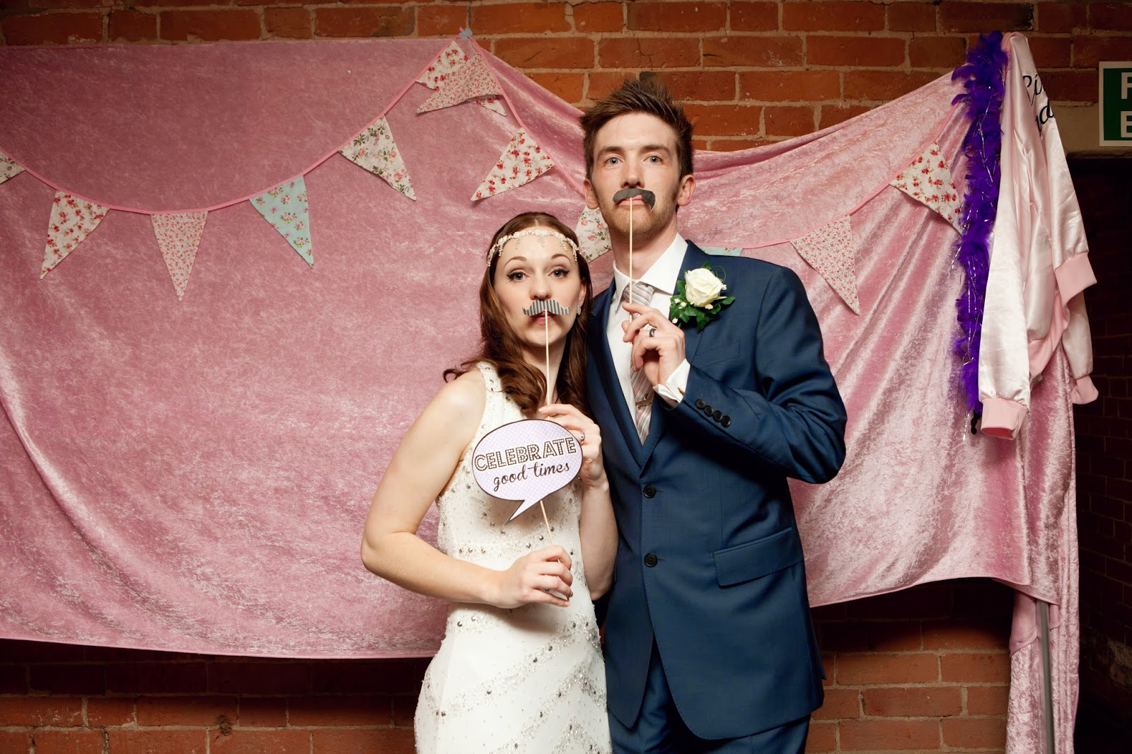 A very Keating wedding