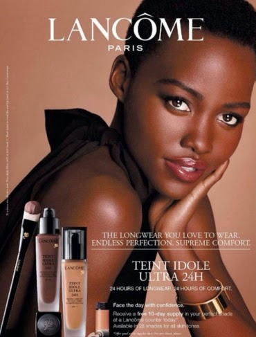 Lupita Nyong'o's first ad for Lancôme is here and she's flawless1