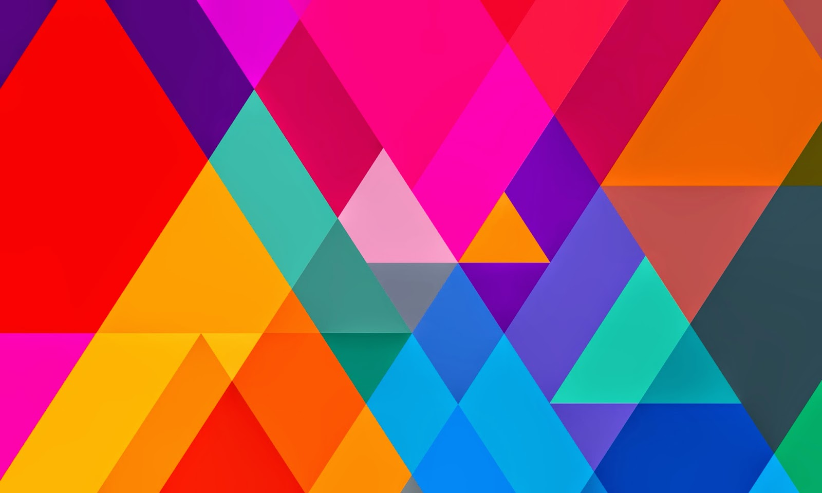 triangle abstract wallpapers - photo #14