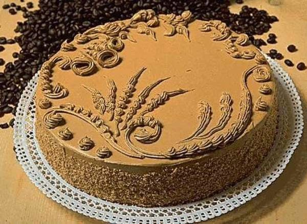 Torta de Cafe