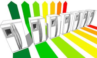 műszaki cikk energiafelhasználás, takarékos hűtőszekrény,