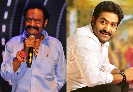 NTR AND Hari Krishna on Screen