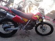 segundafeira, 15 de abril de 2013. Nx 200 com kit e xr 200, .