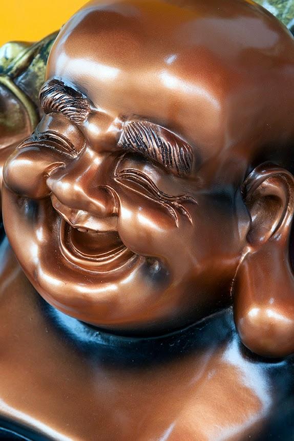 laughing fat buddha