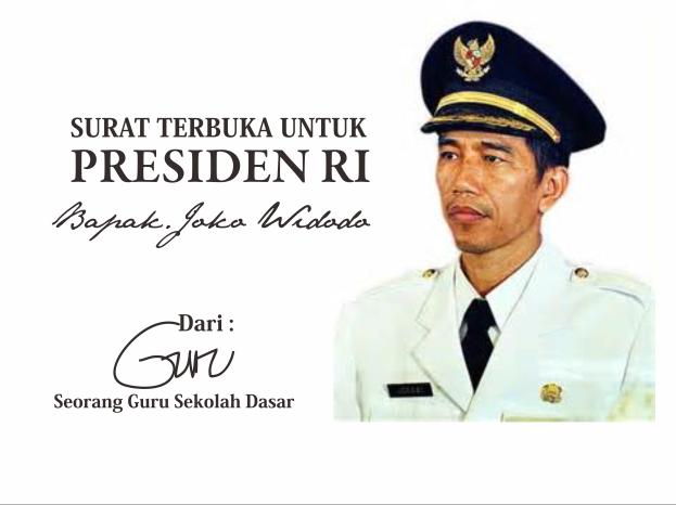 Surat terbuka untuk Jokowi