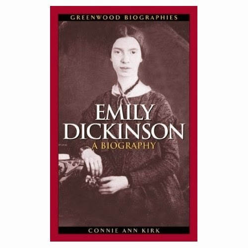 a biography of emily dickinson an american writer Famous writer biography: martha stewart, laura ingraham, emily dickinson, ernest hemingway, jk rolling, mark twain, stephen king was born on august 3, 1941 in jersey city, new jersey to polish-american parents.