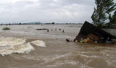 27 Muertos tras paso del tfón Kai-tac por Vietnam